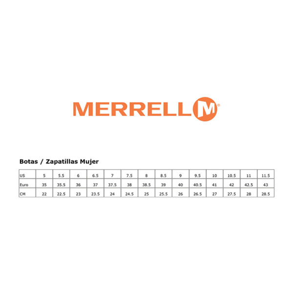 MERRELL W OUTMOST VENT MID GTX