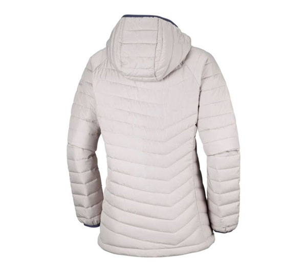COLUMBIA W POWDER LITE HOODED