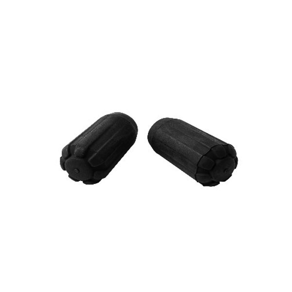 Z-POLE TIP PROTECTORS - BLACK DIAMOND