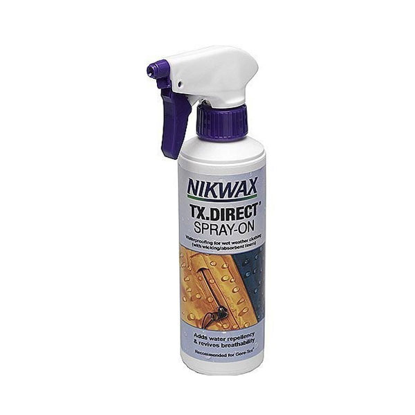 NIKWAX IMPERMEABILIZANTE TX DIRECT 300ML SPRAY