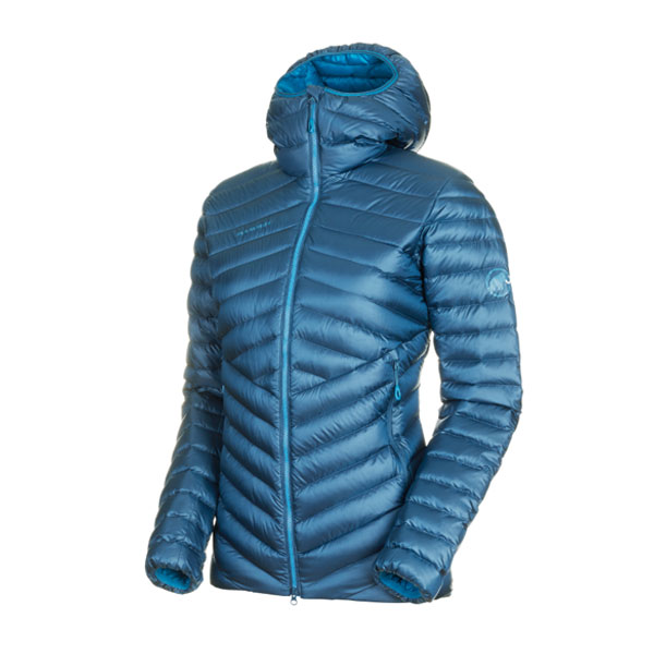 W BROAD PEAK IN HOODED - MAMMUT
