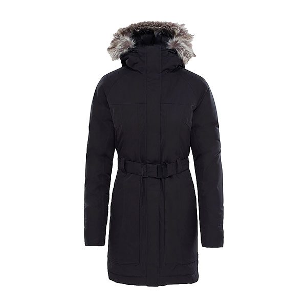 W BROOKLING PARKA II - THE NORTH FACE
