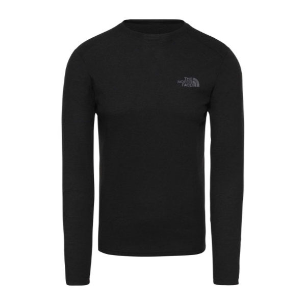 EASY L/S CREW NECK - THE NORTH FACE