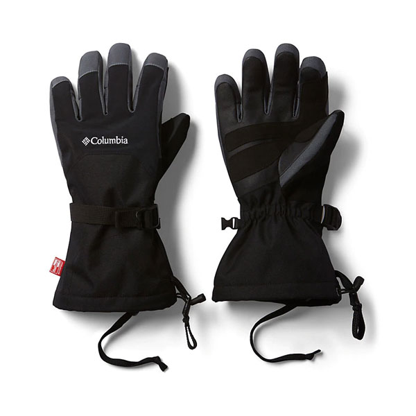 INFERNO RANGE GLOVE - COLUMBIA