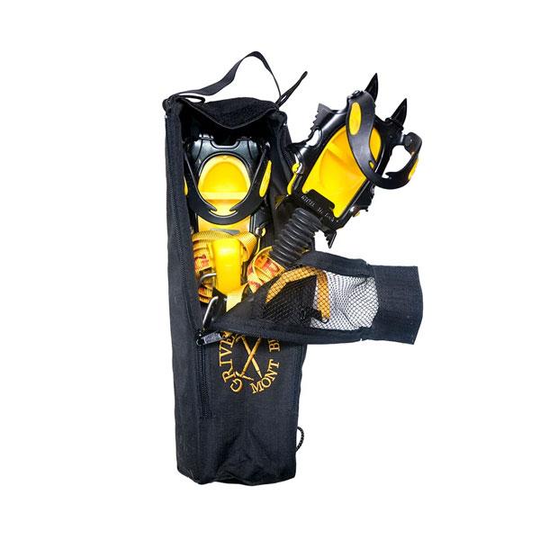 SHORT CRAMPON SAFE BOLSA - GRIVEL