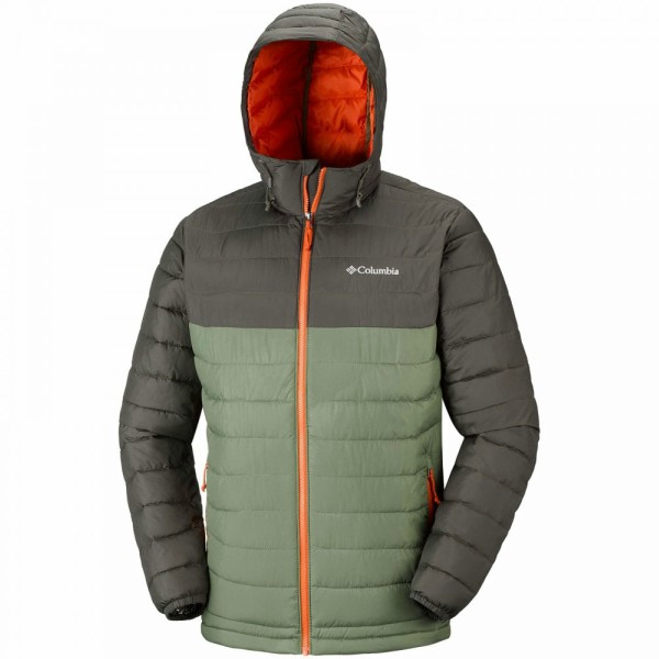 POWDER LITE HOODED