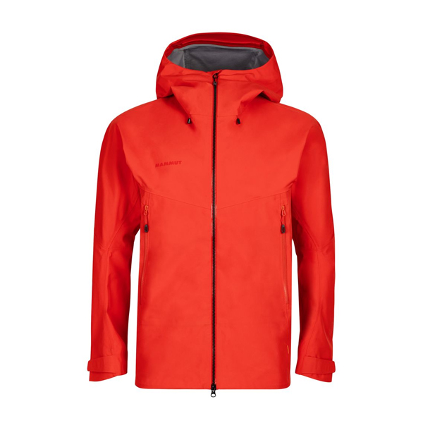 CRATER HS HOODED NEW - MAMMUT