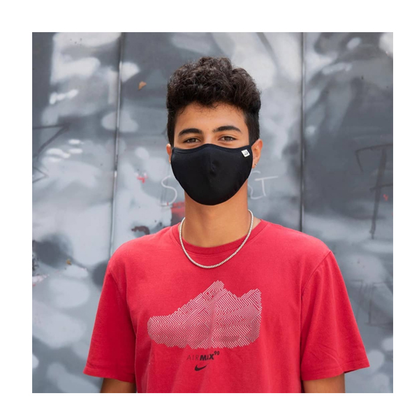 WIND X-TREME MASK ULTRABLACK