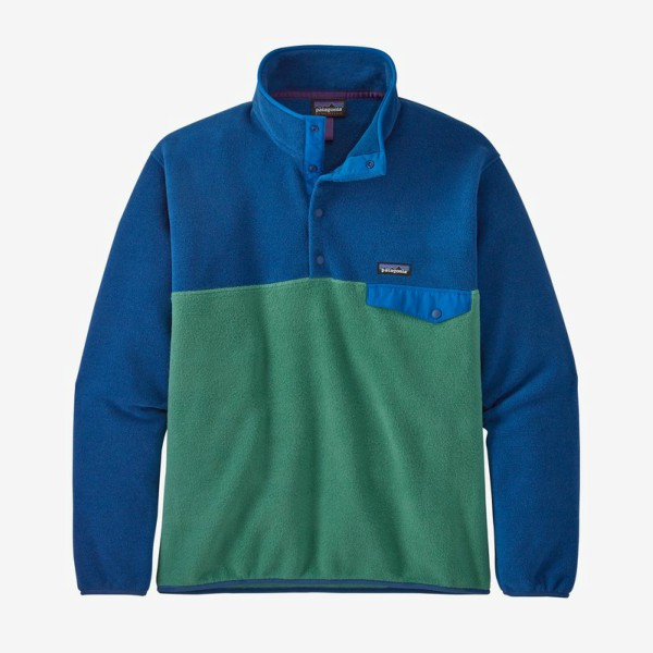 LW SYNCHILLA SNAP-T FLEECE PUL - PATAGONIA