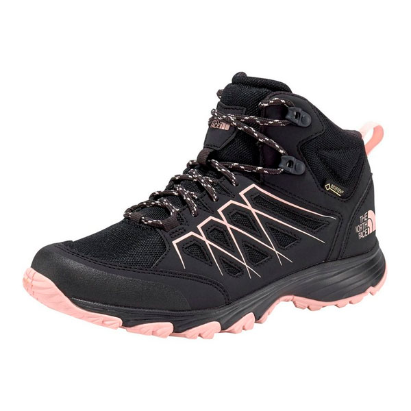 W VENTURE FASTHIKE MID WP - THE NORTH FACE