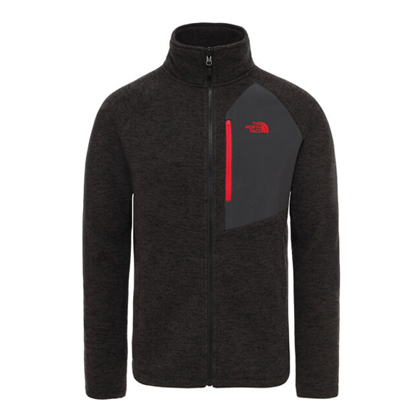 ARASHI OVERLAY FLEECE II - THE NORTH FACE