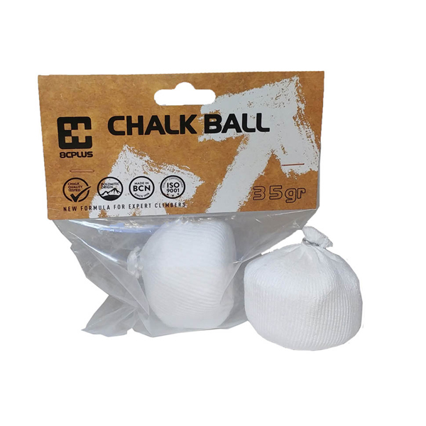 BLI. CHALK BALL REUTILIZABLE - 8C+