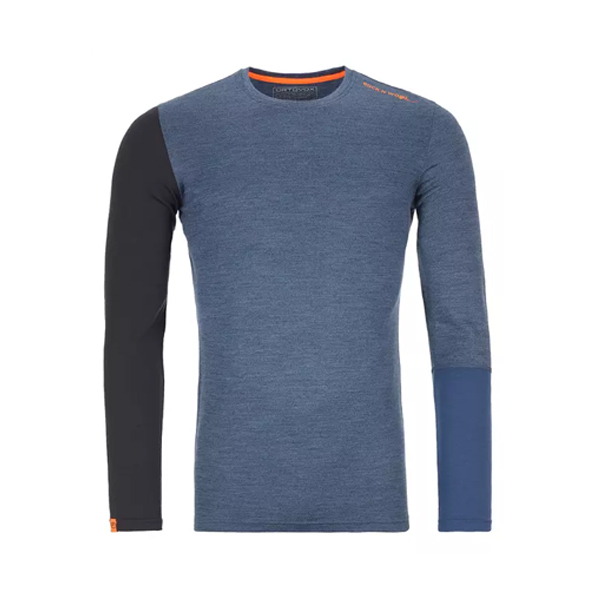 185 ROCK'N'WOOL L/S - ORTOVOX