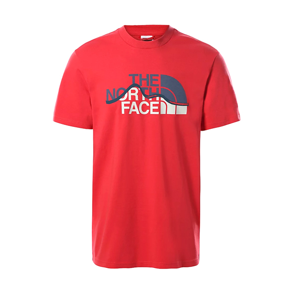 S/S MOUNTAIN LINE - THE NORTH FACE